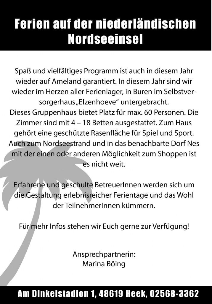 Ameland 2015_Flyer_Rückseite
