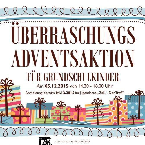 Adventsaktion2015